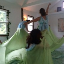 Surrendering to the Arms of Mother: Isadora Duncan Workshop