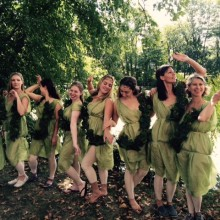 Guardians of Isadora at  The Mystic River Festival