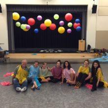 Advanced Rainbowdance Training: Sonoma, CA