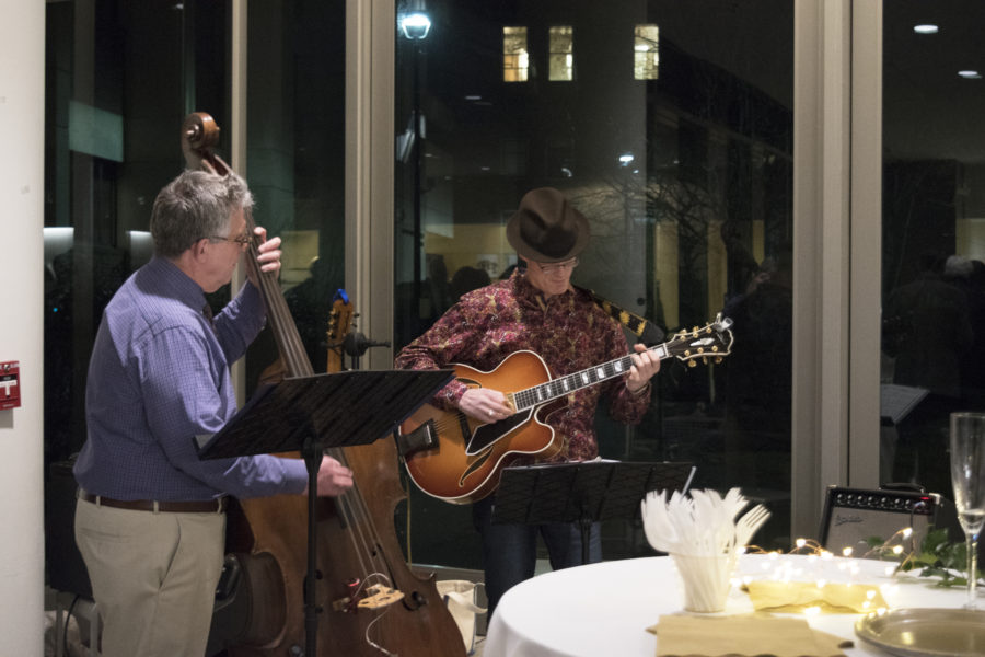 Fundraiser 2018 Musicians
