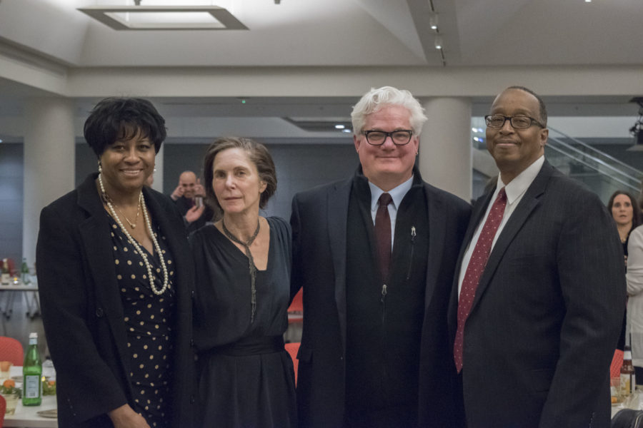 2018 Fundraiser: BCF Directors with Guest Speaker